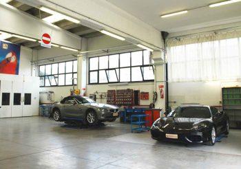 Ricondizionamento vetture